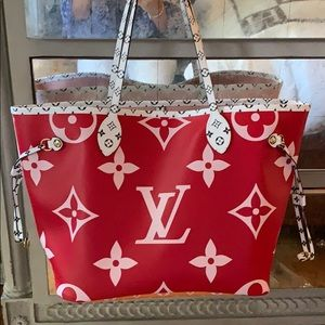 Louis Vuitton giant neverfull MM